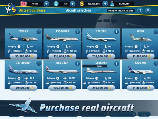 Скачать Airlines Manager : Tycoon 2019