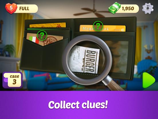 Small Town Murders: Match 3 screenshot 9