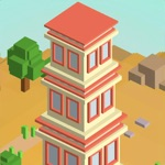 Stack Tower Fall 3d 2019