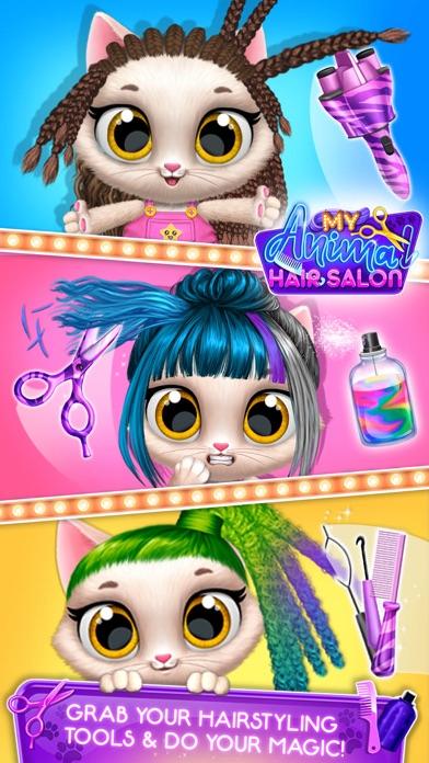 My Animal Hair Salon screenshot 4
