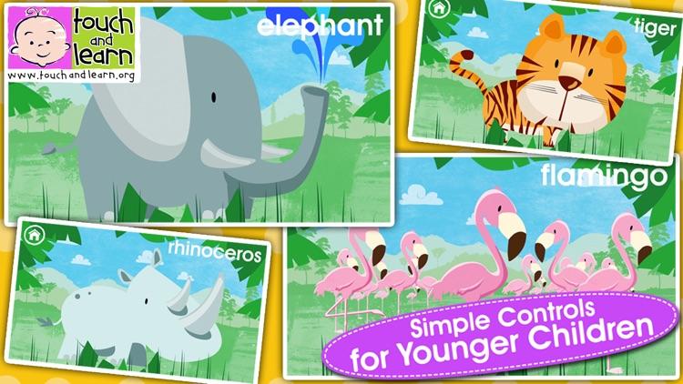 Peekaboo Zoo - Who's Hiding..? screenshot-3