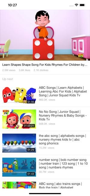 Kids TV World on the App Store