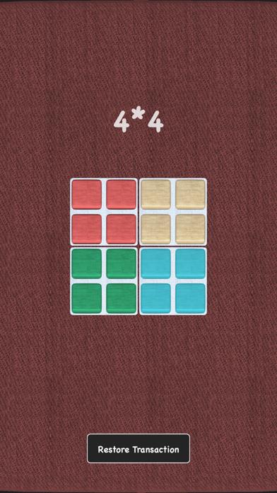 Screenshot #2 pour 2DCube&CubeWarGame