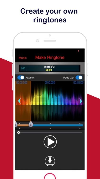 Ringtones: Music Maker&Editor