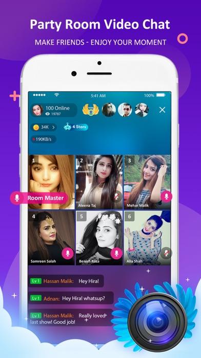 StreamKar - Live Video Chat Screenshot