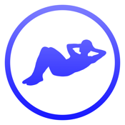 Daily Ab Workout FREE - Personal Trainer App for Quick Home Abs Workouts and Exercise Fitness Routines icon