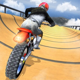 Impossible Motor Bike Stunts
