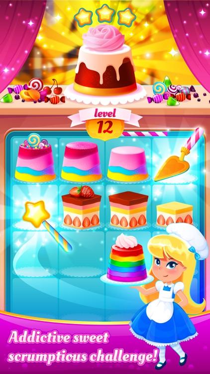 Fancy Cakes: Merge Adventure screenshot-0