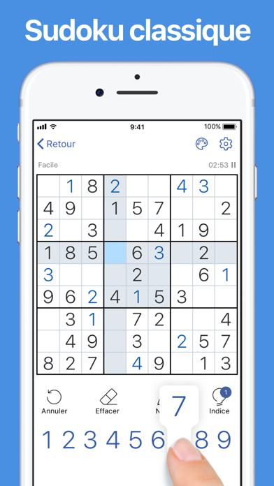 Télécharger Sudoku.com - Jeu de logique pour Pc