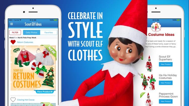 Scout Elf™ Ideas screenshot-3