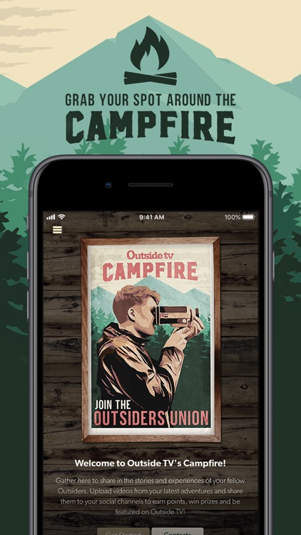 Campfire by Outside TV screenshot-6
