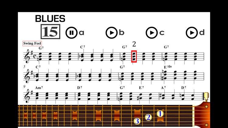 Learn how to play Guitar PRO screenshot-9