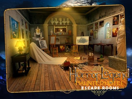 Horror legend - escape Hotelのおすすめ画像4