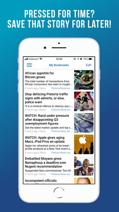 Pretoria News SA screenshot three