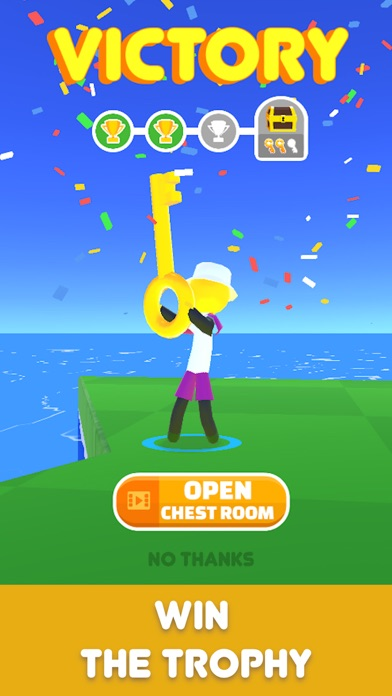 Download Golf Race for Pc