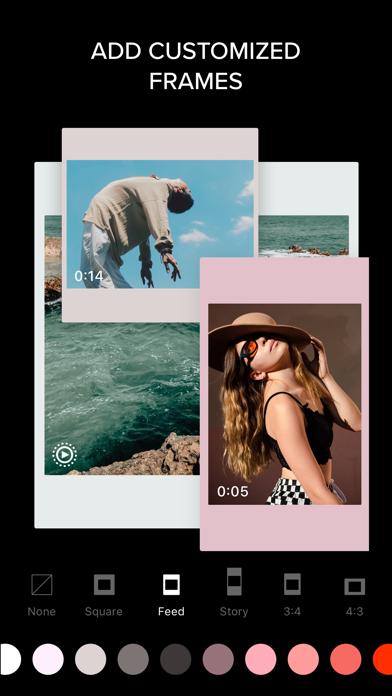 Vixer – Video Editor & Maker Screenshot