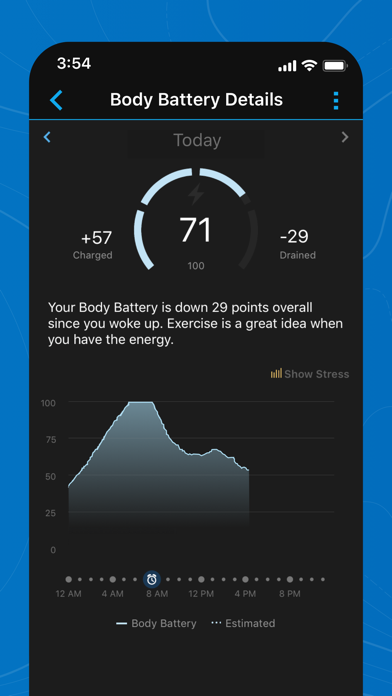 Garmin Connect™ ScreenShot2