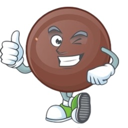 Brown PIpi Sticker