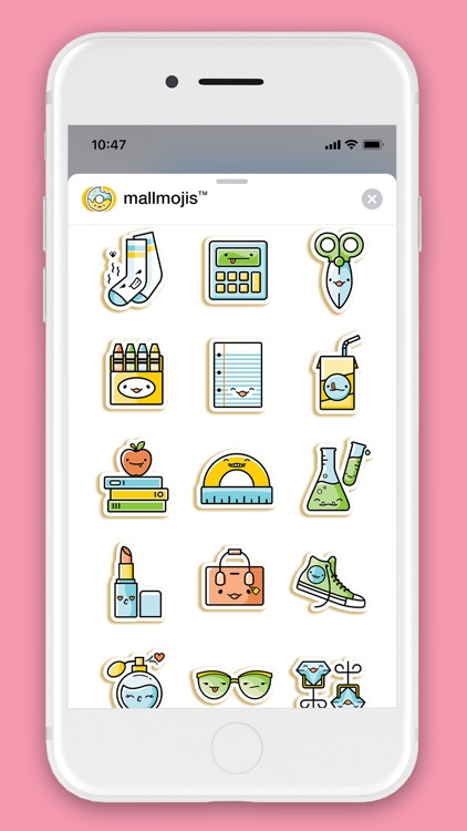 Mallmojis screenshot-4