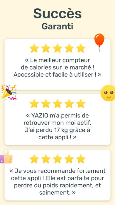 Télécharger YAZIO – Régime et Calories pour Pc