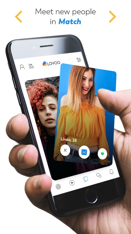 LOVOO - Video Dating Chat screenshot-0