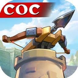 王者争雄-三国塔防策略游戏