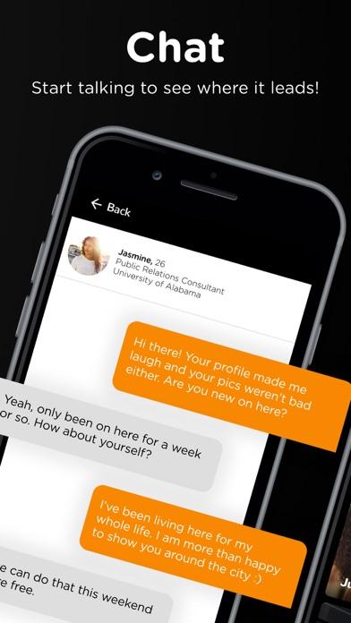 BLK - Dating for Black singles Screenshot