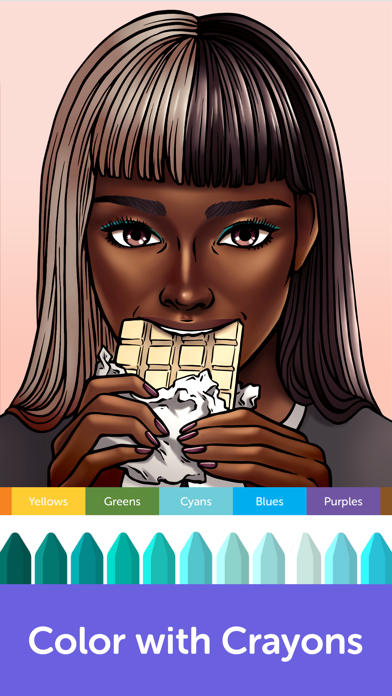 Recolor Coloring Book to Color Screenshot
