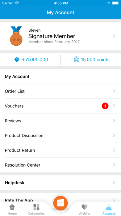 Blibli - Belanja Online by PT  Global Digital Niaga (iOS, United