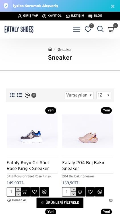 Eataly Shoes - Ayakkabı - Moda