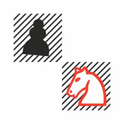 Ícone do app Chessica: Pro PvP Chess Battle