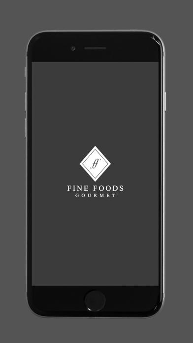 Fine Foods Gourmet screenshot 1