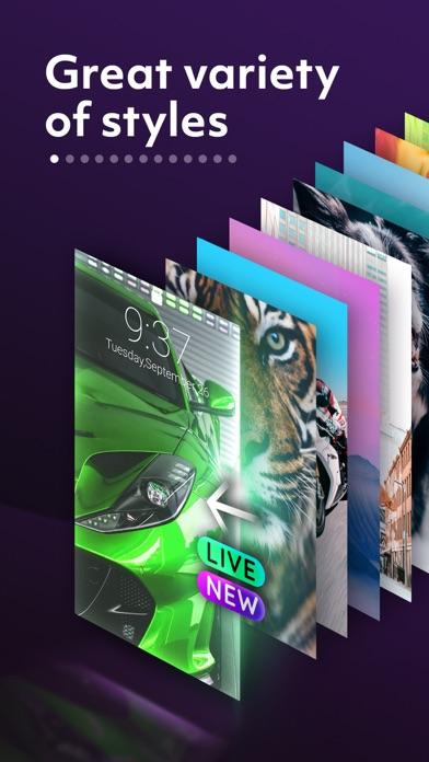 Alive: 4K live wallpapers screenshot 4