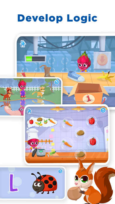 Keiki Preschool Learning Gamesのおすすめ画像5