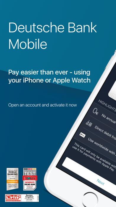 Deutsche Bank Mobile By Deutsche Bank Ag Ios United States Searchman App Data Information