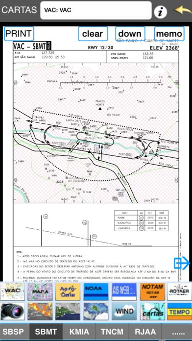 AeroInfo screenshot three