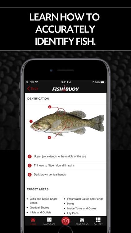 FISHBUOY™ Pro Fishing App screenshot-9