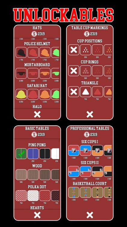 Six Cups: Ultimate Beer Pong screenshot-7