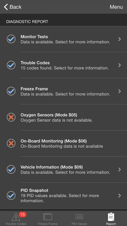 OBD Fusion screenshot-5