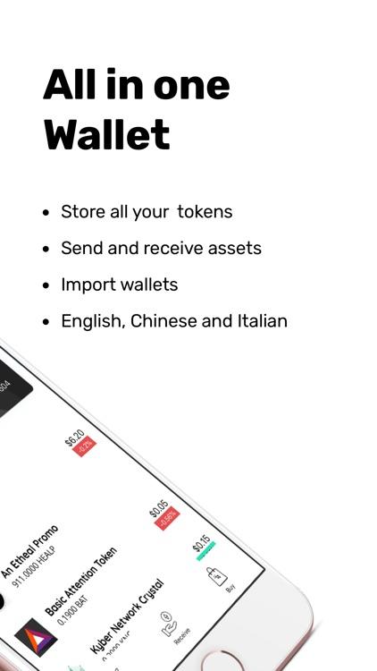 Dexwallet - Ethereum Wallet