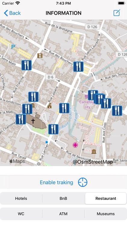 Bayeux Guide screenshot-5
