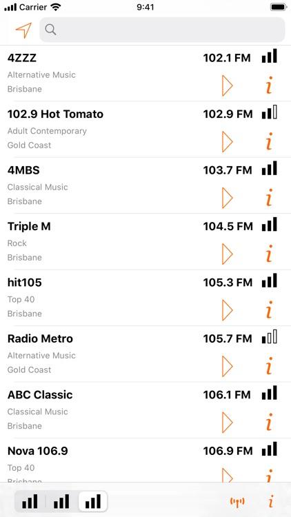 Radio Guide Australia