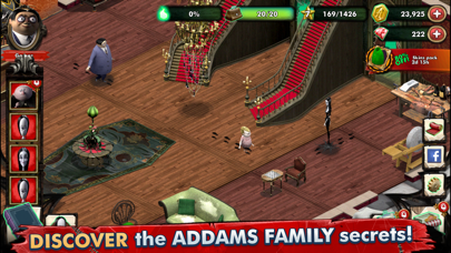 Addams Family Mystery Mansion screenshot 3