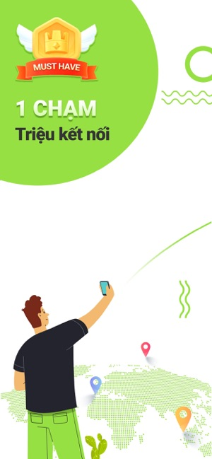 Kiwi VPN Đổi IP vào mạng nhanh