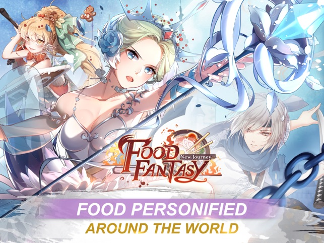 Food Fantasy: New Journey on the App Store