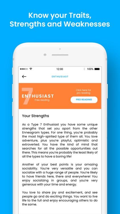 Enneagram: Personality Tests screenshot-3