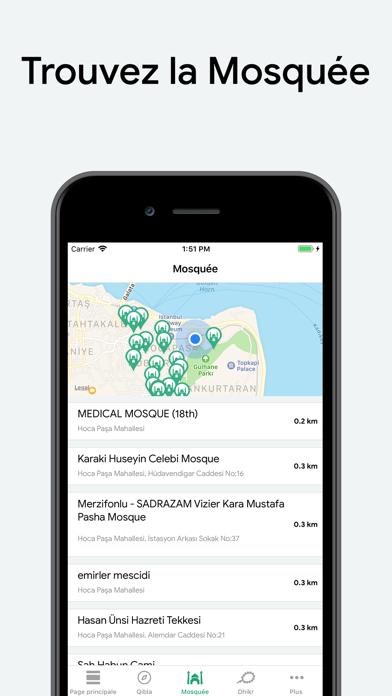 messages.download Muslim Assistant: Qibla, Azan software