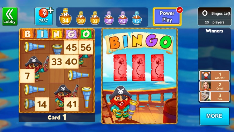 Bingo Bash: Live Bingo & Slots screenshot-4