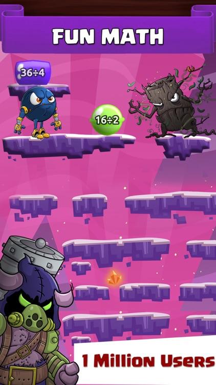 Monster Math - Fun Kids Games screenshot-0