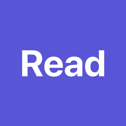 Read - Reach Your Reading Goal